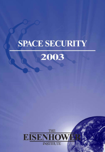 Space Security 2003